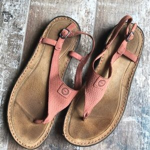 UGG sandals, excellent condition ☀️
